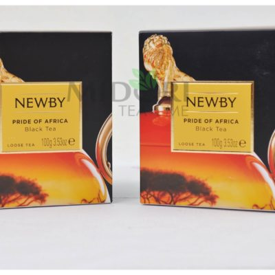 czarna herbata, pride of africa