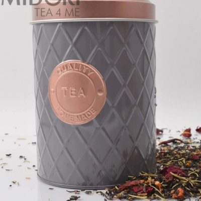 Puszka na Herbatę 8