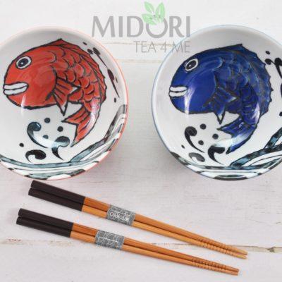 Miski Tokyo Design Studio, Snapper Bowl Set, ceramika tokyo design studio, tokyo design studio