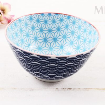 Wave/Star Rice Bowl, Miski do ryżu, miseczki do ryżu, tokyo design studio