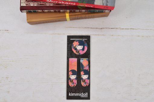 zakładki magnetyczne do książek Kimmidoll Collection, Zakładki magnetyczne, Zakładki magnetyczne do książek kimmidoll collection