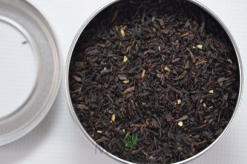 Czarna herbata czekoladowo-truflowa