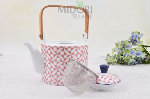 Geo Electric Teapot, dzbanek tokyo design studio
