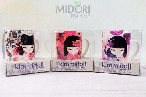 kimmidoll collection, porcelanowe kubki kimmidoll, kubki kimidoll,