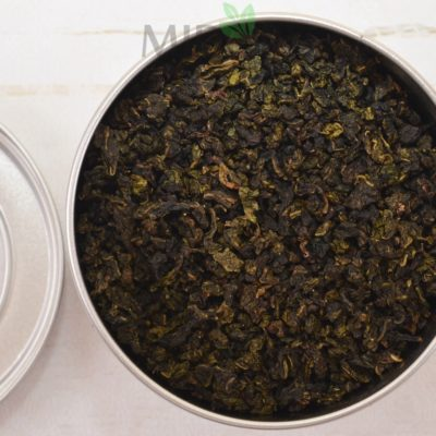 mleczny oolong, milky oolong