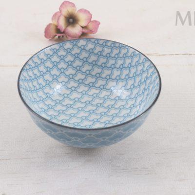 miseczka do ryżu Tokyo design studiorn Bowl Pink&Blue, miseczki tokyo design studio