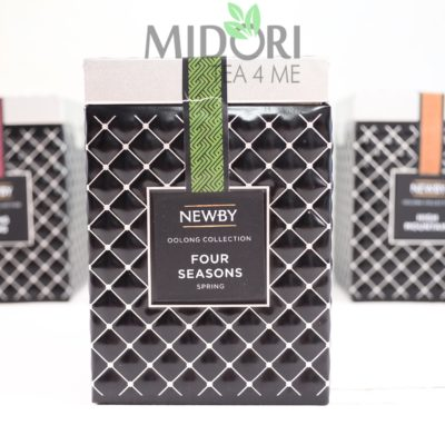 Four Seasons Spring Gourmet Oolong, herbata tajwańska, oolong, herbata oolong