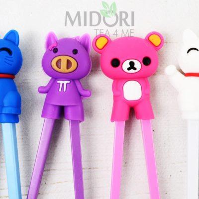 pałeczki dla dzieci, pałeczki treningowe, tokyo design studio, japoński prezent, prezent dla dziecka, treningowe pałeczki