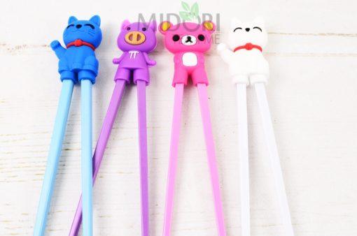 pałeczki dla dzieci, pałeczki treningowe, tokyo design studio, japoński prezent, prezent dla dziecka
