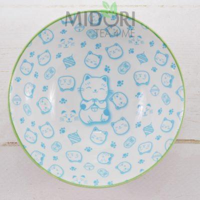 miski w kotki, lucky cat bowl, miski tokyo design studio, tokyo design bowls