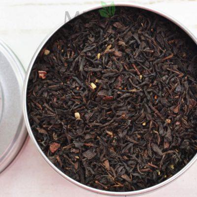 Czarna herbata czekoladowo-śmietankowo-truflowa