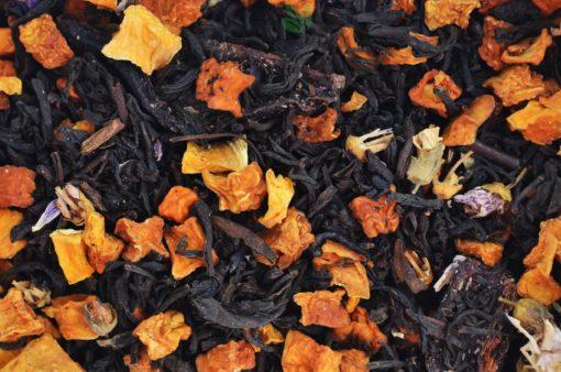 Czarna herbata śliwkowa, herbata śliwkowa, herbata dyniowa, czarna herbata owocowa, śliwkowa herbata, czarna herbata smakowa, smakowa herbata
