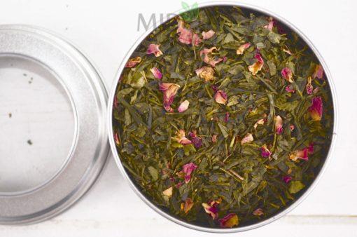 Sencha wiśniowa, Green tea Sencha Sakura