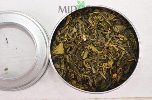 Zielona herbata z imbirem, Sencha Ginger