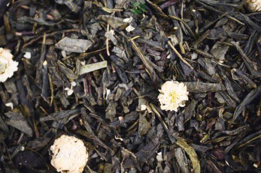 Herbata waniliowo - jaśminowa, Premium green and white, Mieszanka białej i zielonej herbaty, herbata z jaśminem, herbata waniliowa, sklep z herbatą