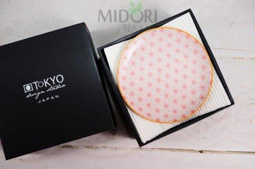 Star/Wave Plate Set, Komplet talerzy Tokyo Design Studio