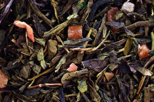 Zielona herbata z marakują, Angel's Kiss Passionfruit, zielona herbata owocowa, zielona herbata z owocami, Zielona herbata z marakują, sklep z herbatą