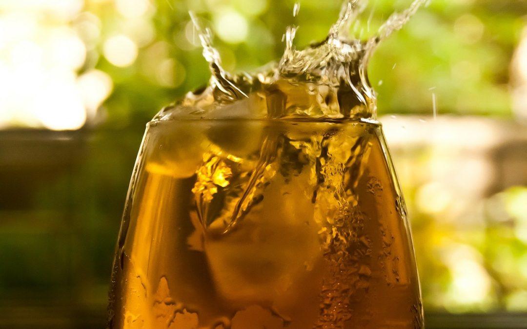 Mrożona herbata, Przepis na mrożoną herbatę