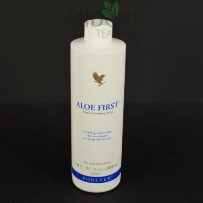 Aloe First, Sok aloesowy z ekstraktami z ziół