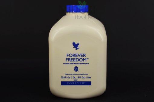 Forever Freedom, Płyn aloesowy o smaku pomarańczowym,