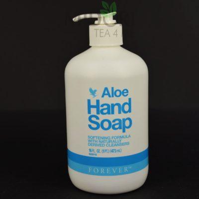 Aloe Hand Soap, Aloesowe mydło w płynie do rąk