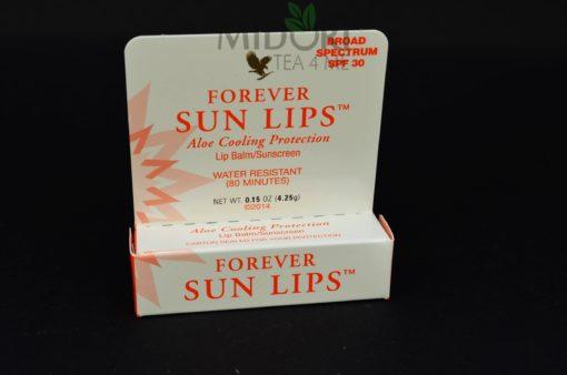 forever lips sun, forever pomadka, pomadka ochronna forever, forever sun lips