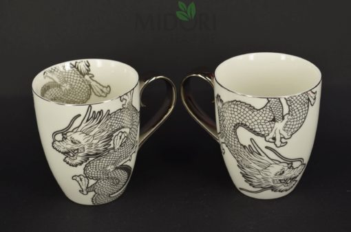 Nippon Platinum Mug Dragon