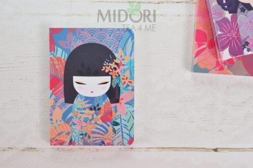 notes kimmidol, notes kimmidol collection, notes kokeshi