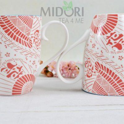 Shiki Mug Umbrella Red