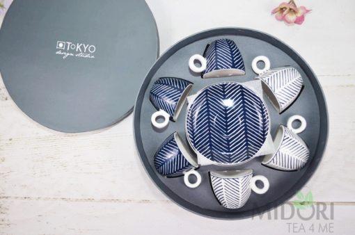 bleu de'nimes espresso, zestaw do espresso, tokyo design studio, bleu de'nimes espresso