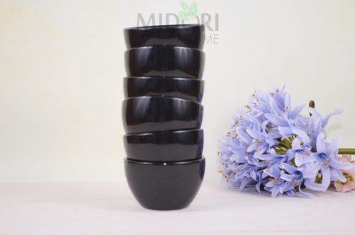 Black Series Tea Cup, Czarne czarki Tokyo Design Studio