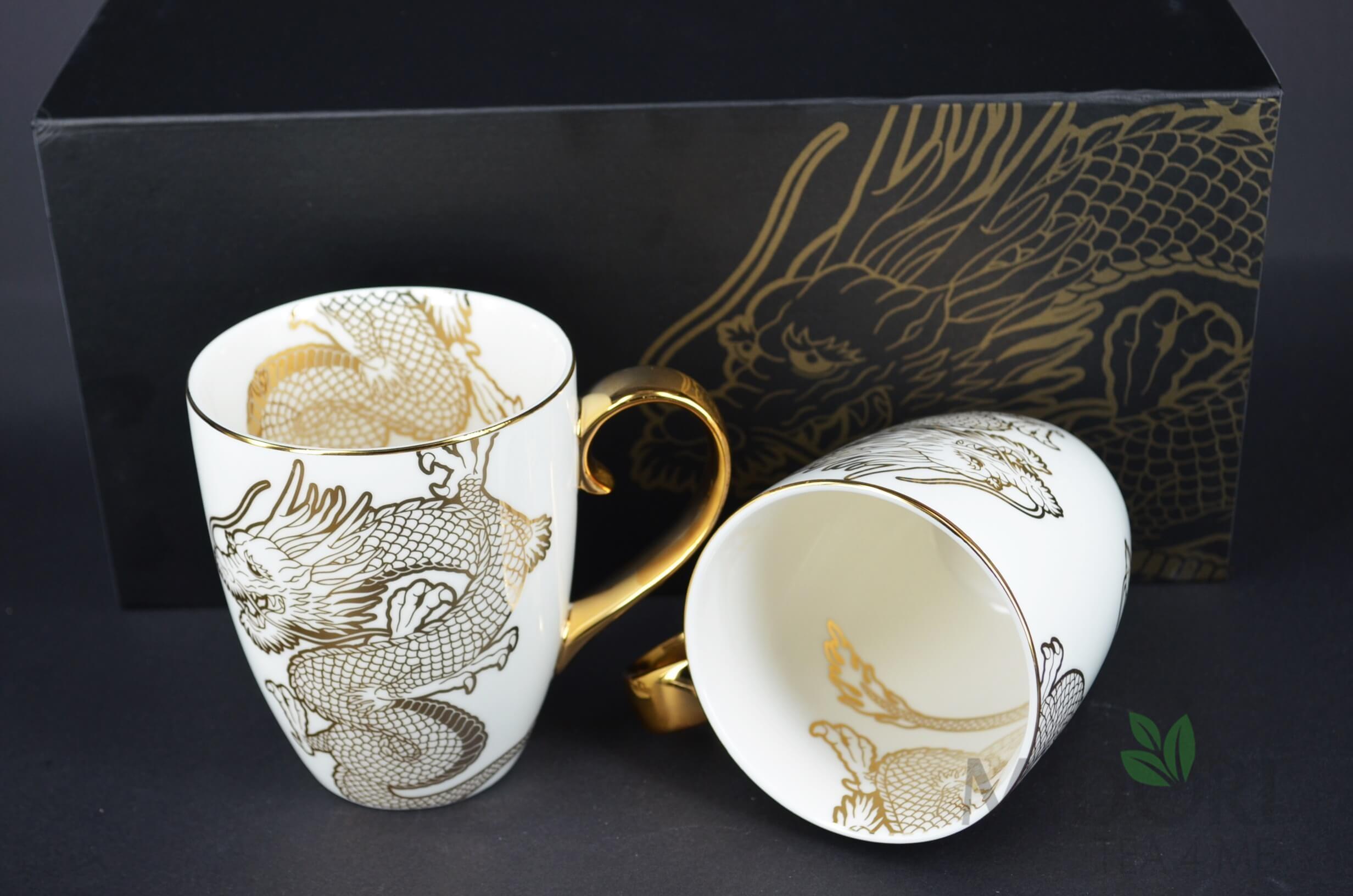 Nippon Gold Mug Dragon