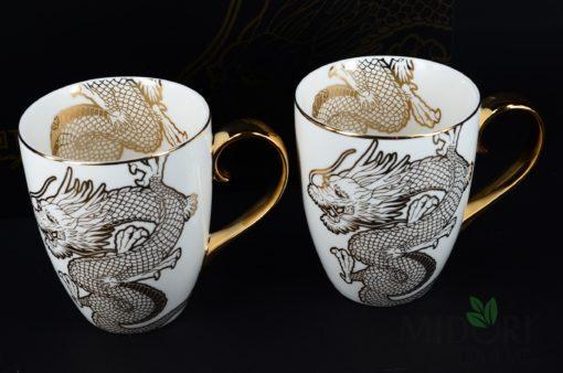 Nippon Gold Mug Dragon, CERAMIKA