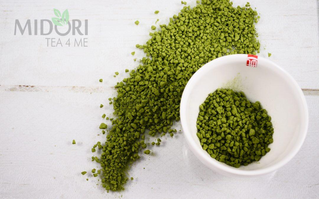 Sól Matcha, czyli herbaciana sól machta shio