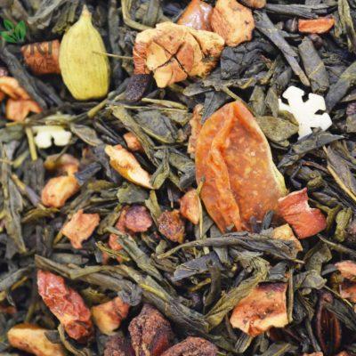 Mandarynka z Kardamonem, Zielona herbata Mandarynka z Kardamonem, herbata mandarynkowa, herbata mandarynka z kardamonem, herbata mandarynkowo kardmonowa,zielona herbata smakowa, herbata smakowa, zielona herbata mandarynkowa