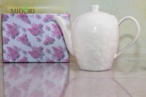 dzbanek do herbaty, dzbanek do kawy, dzbanek na prezent, dzbanek w kwiaty, dzbanek z tłoczeniem
