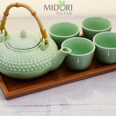Zestaw do parzenia herbaty Tanaka, TANAKA ZESTAW DO PARZENIA HERBATY, ZESTAW DO PARZENIA HERBATY, japoński zestaw do parzenia herbaty, Zestaw do parzenia herbaty Tanaka