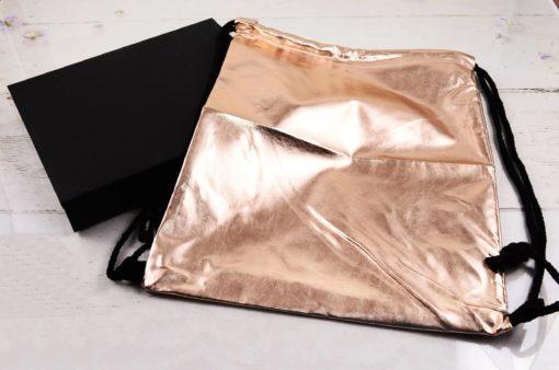 prezent na mikołajki dla dziewczyny, workoplecak na prezent, worek plecak na prezent, worek plecak mikołajki