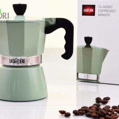 Espresso Maker, Włoska kawiarka Lacafetiere, Włoska kawiarka, Lacafetiere, kupres do kawy, ekspres do kawy, Włoska kafetierka Lacafetiere
