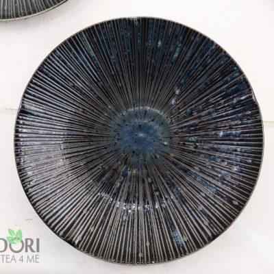 Orientalny talerz, Sky Blue Plates, talerz japoński, orientalny talerz
