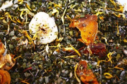 Yerba Mate smakowa, Yerba Mate smakowa z mango, yerba mate, smakowa yerba, brazylijska yerba, sklep z herbatą, smakowa yerba z brazylii