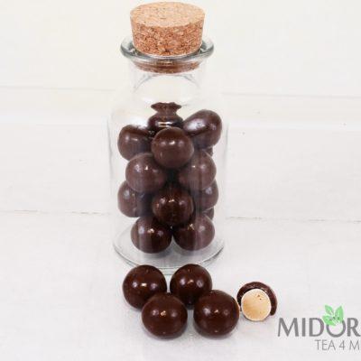 Krówki w czekoladzie mlecznej, krówki w mlecznej czekoladzie, krówka w czekoladzie, czekoladowa krówka, krówka czekoladowa,