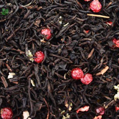 Herbata porzeczkowa, najlepsza czarna herbata, zdrowa herbata, czarna herbata z owocami, mocna herbata