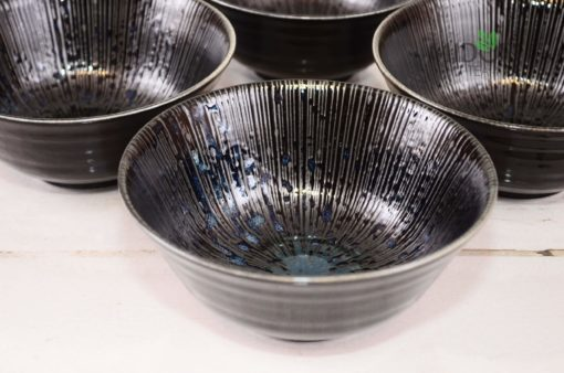 Orientalna miska, Sky Blue Bowl, japońskie miski, miski ręcznie robione, miski sky, sky blue miski