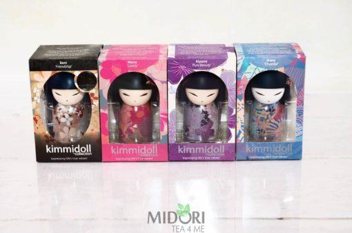 japońska lalka kokeshi beni, Kokeshi Beni, laleczka japońska, japońska lalka na prezent, kimmidoll, japoński prezent, Japońska laleczka Kiyomi