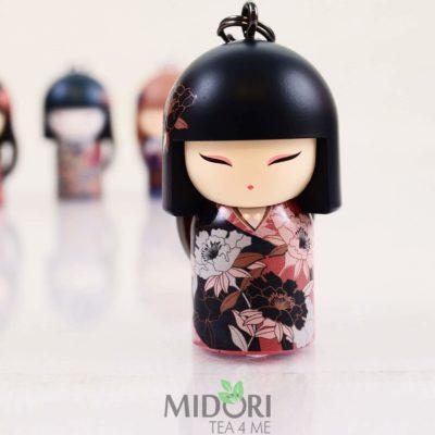 Breloczek Kimmidoll Collection, Breloczek Kokeshi Yuri, japoński breloczek, japoński prezent, japońskie gadżety, japoński sklep, sklep japoński