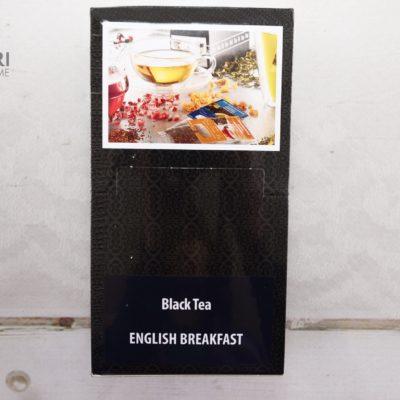 Czarna herbata ekspresowa English Breakfast, Premium Tea Bags, English Breakfast, herbata naturalna, ekspresowa herbata, naturalne herbaty