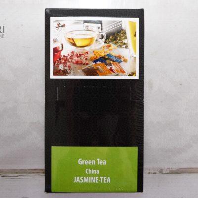 Ekspresowa herbata zielona jaśminowa, Premium Tea Bags, herbata naturalna, herbata jasminowa, naturalne herbaty, herbata w torebkach