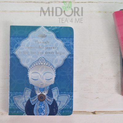 Notes Little Buddha Collection, Notes japoński, japoński prezent, japońskie gadżety, japoński notatnik, japoński sklep, japońskie upominki