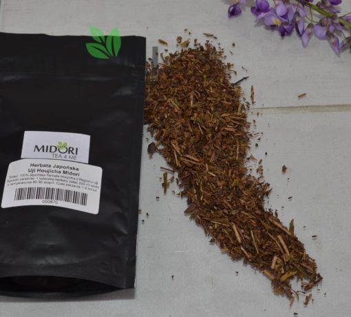 Herbata Japońska Houjicha Midori 12